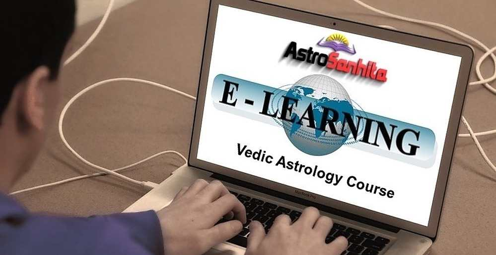 vedic astrology learning online